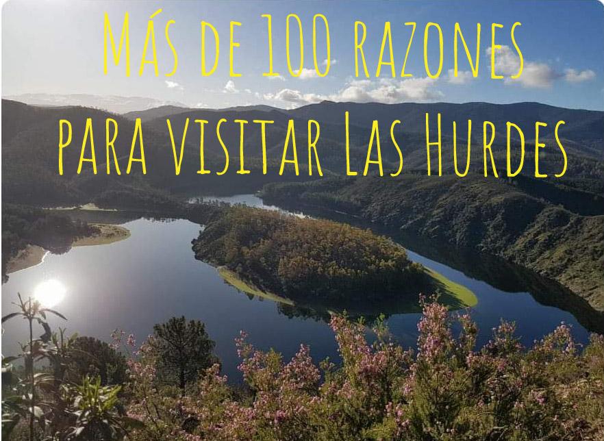 101 Motivos para visitar Las Hurdes